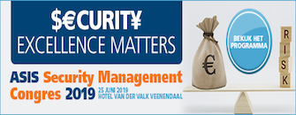 ASIS Benelux Security Management Congres