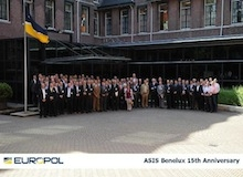 ASIS Benelux 15y anniversary